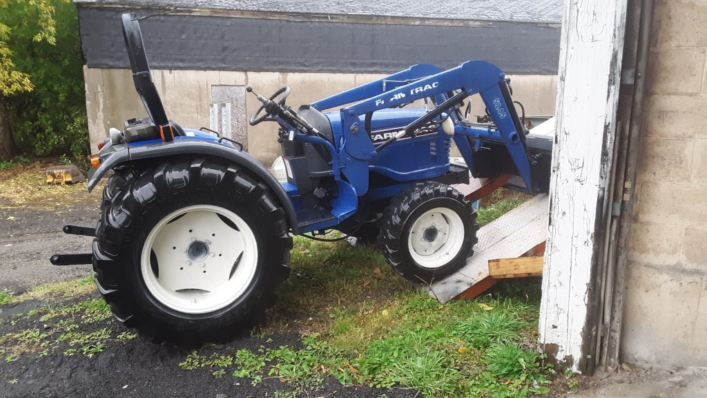 Used Farmtrac for sale